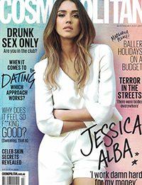 Cosmopolitan July 2017 featuring Zilch Acne Formula